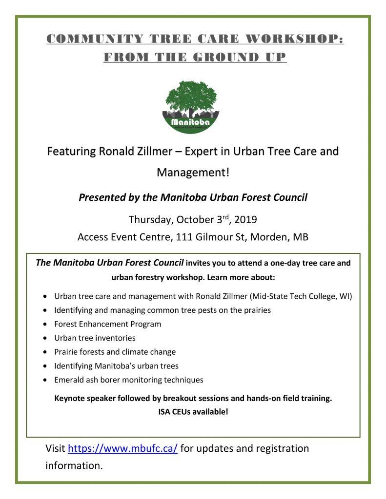 Community Tree Workshop @ Access Event Centre