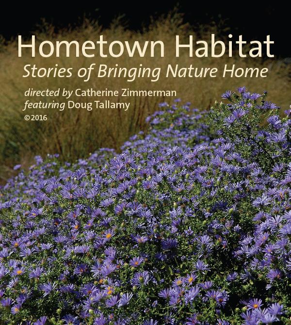 Film - Hometown Habitat, Stories of Bringing Nature Home @ Cinematheque Theatre