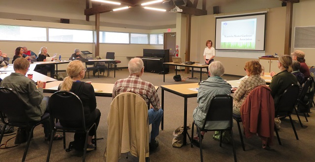 Master Gardener Program Information Event @ Canadian Mennonite University, South Campus