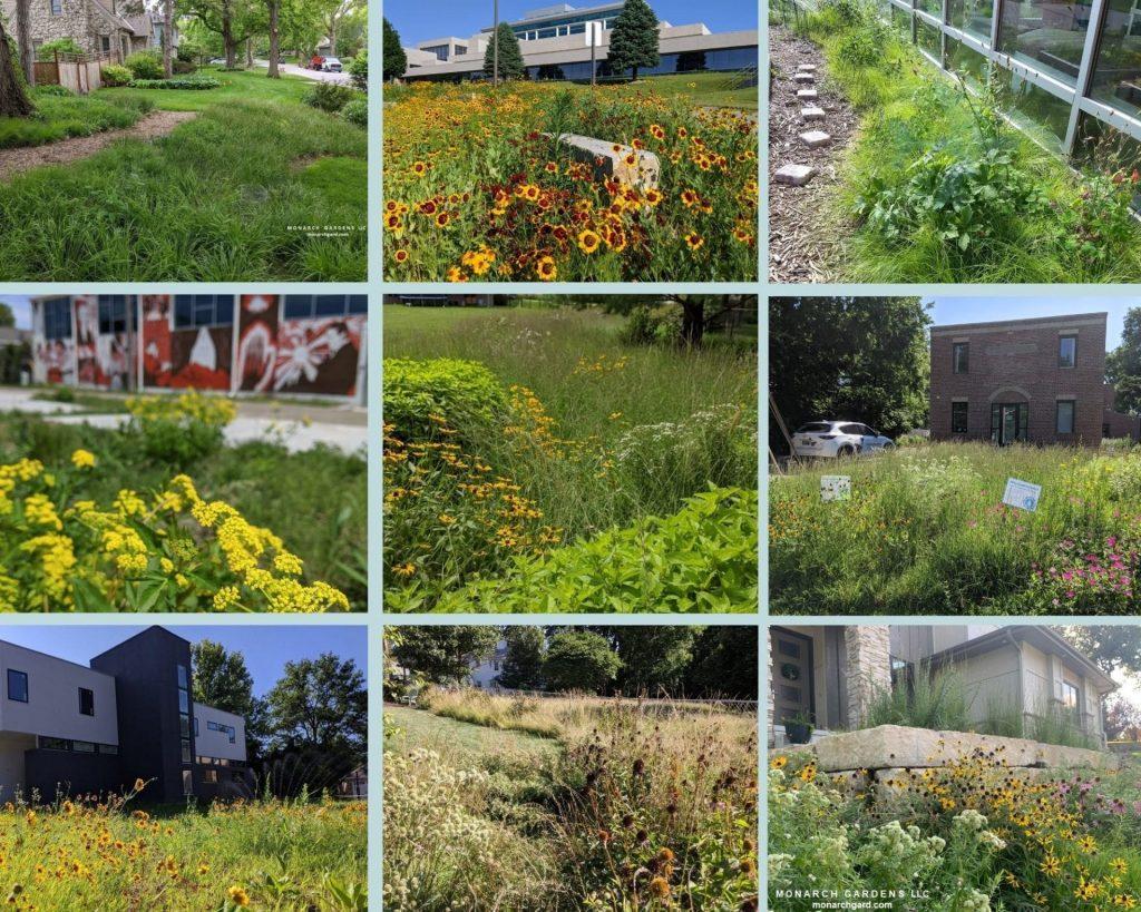 Fundamentals of Garden Layers